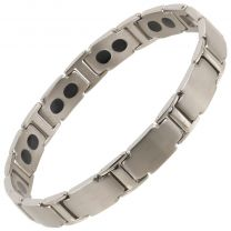 Sisto-X Mens Ladies Titanium Bracelet Paris Healing Therapy Elegant