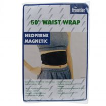 Mens Ladies Neoprene Magnetic Waist Wrap with Magnetic Pads Health